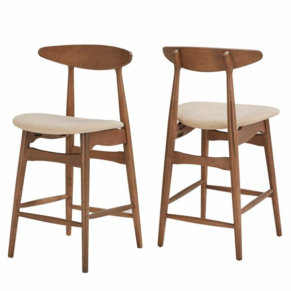 Kole 23 Bar Stool (Set of 2) by Langley Street