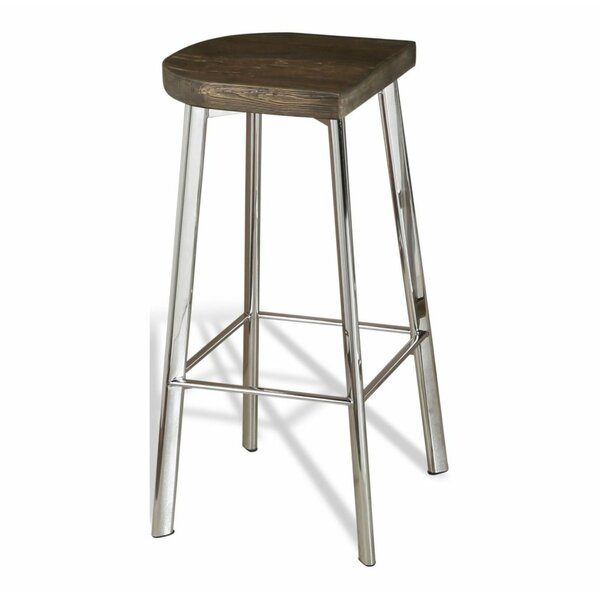 Whitcomb 30'' Bar Stool by Gracie Oaks