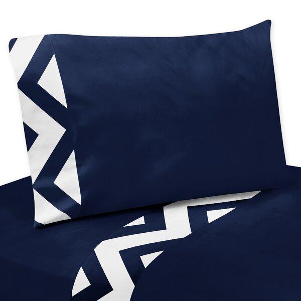 Chevron Thread Count Sheet Set by Sweet Jojo Designs