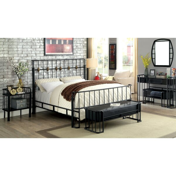 Loftus Panel Configurable Bedroom Set by Winston Porter