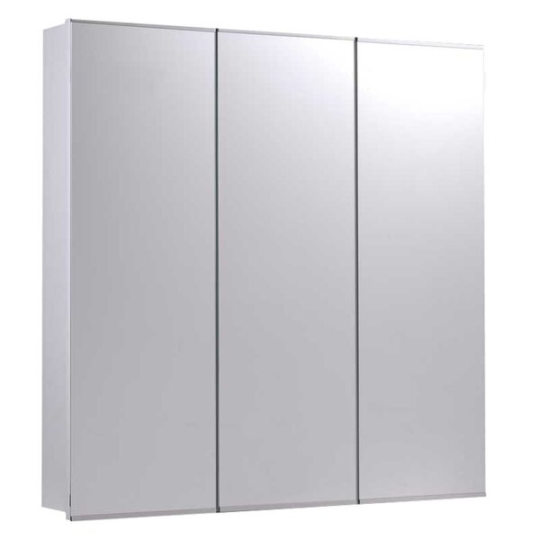 Julien 30 H x 36 W Surface Mounted Medicine Cabinetr by Ebern Designs