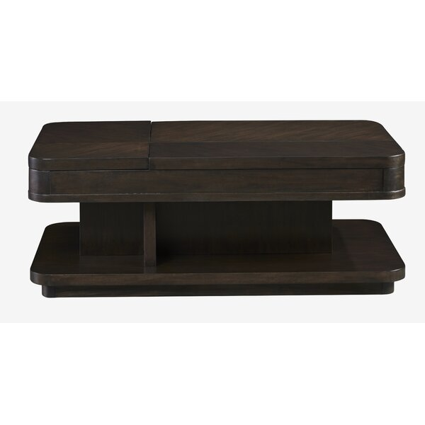 Compare & Buy Bellario Lift Top Solid Coffee Table with Storage by Red Barrel Studio