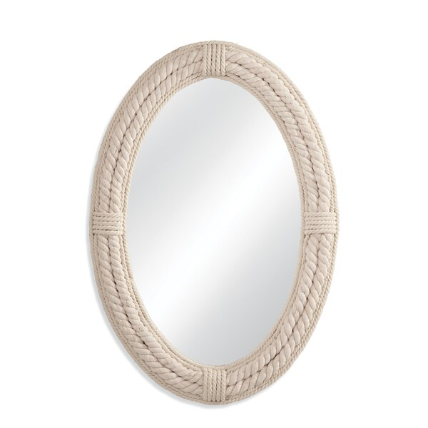 Oval Accent Mirror by Longshore Tides