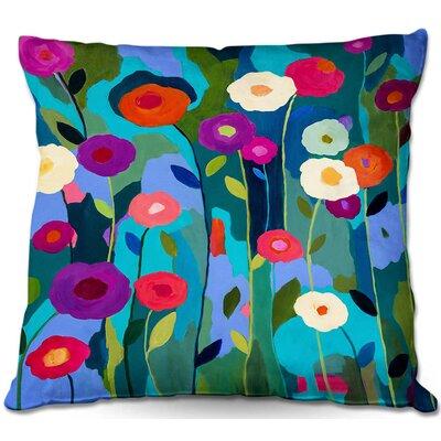 Sunshine Throw Pillow | KESS