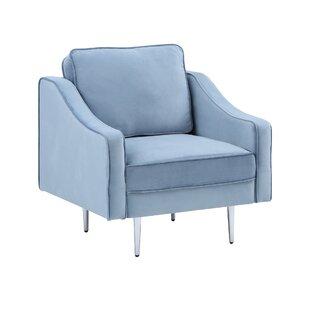Hawthorne 3 Piece Velvet Living Room Set by George Oliver