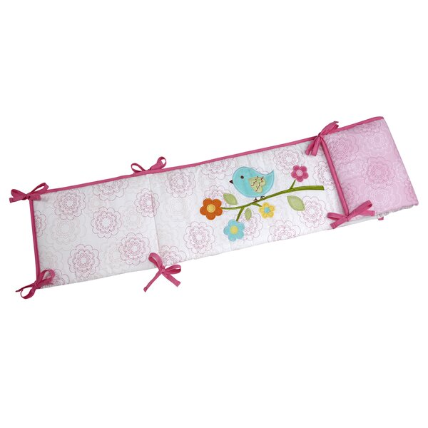Love Bird Crib Bumper by NoJo