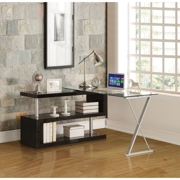 Phalangere Glass Desk