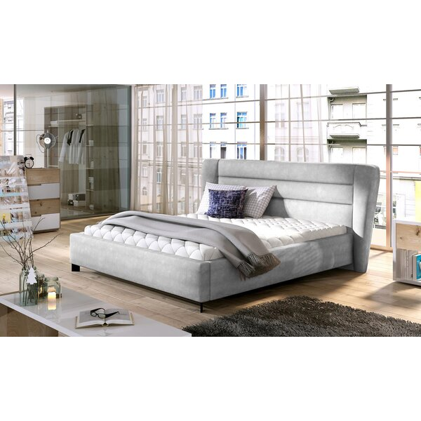 Calcott Upholstered Storage Platform Bed By Orren Ellis
