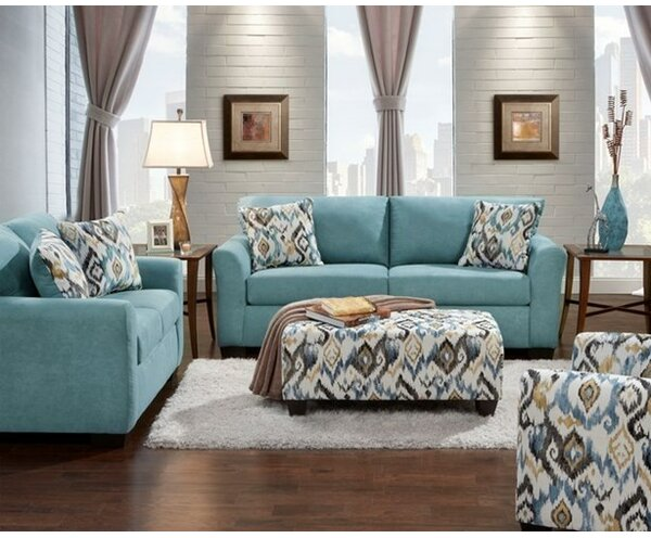 Conann Mosaic Configurable Living Room Set by Bungalow Rose
