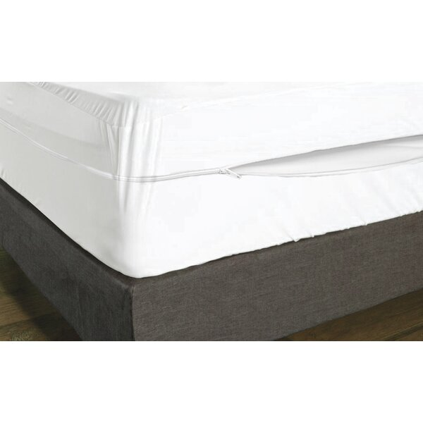 Heavy PVC Zippered Hypoallergenic Mattress Protector by Kashi Home