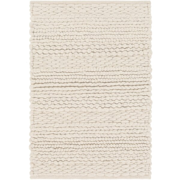 Jocelyn Parchment Hand-Woven Area Rug by Birch Lane™