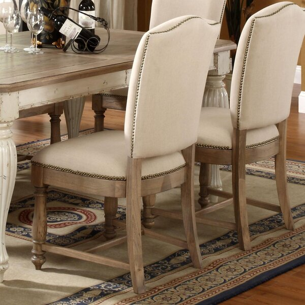 Margate Upholstered Dining Chair (Set of 2) by Three Posts