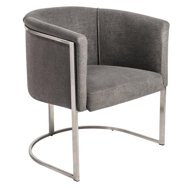 Marrisa Barrel Chair by Everly Quinn Everly Quinn