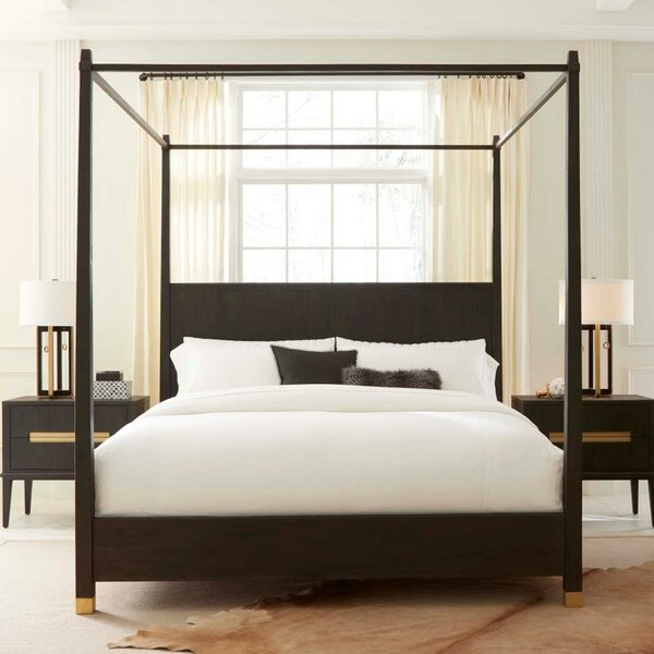 Razo Canopy Bed by Brayden Studio