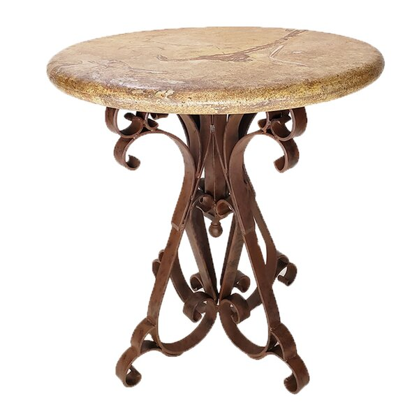 Tillis Bar Table by Fleur De Lis Living