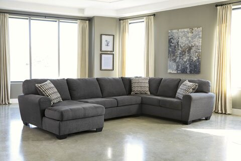 Rockcrest Sectional by Alcott Hill