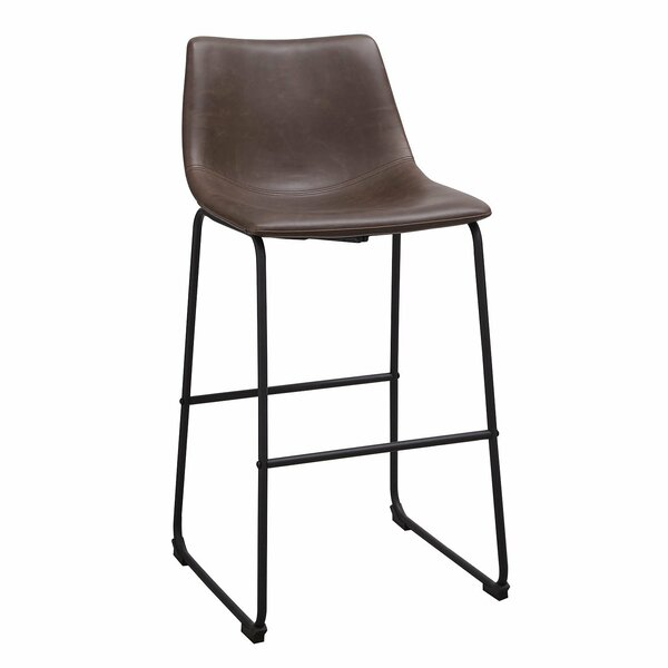 28.9 Bar Stool (Set of 2) by Adeco Trading