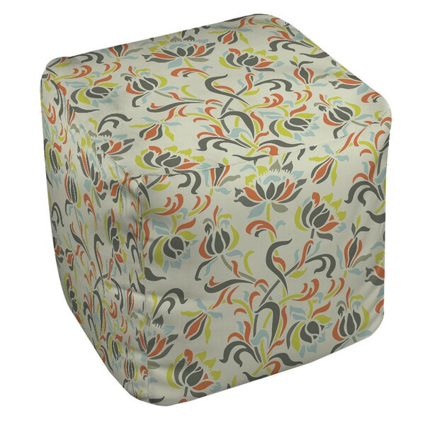 Napoli November 100 Pouf by Manual Woodworkers & Weavers