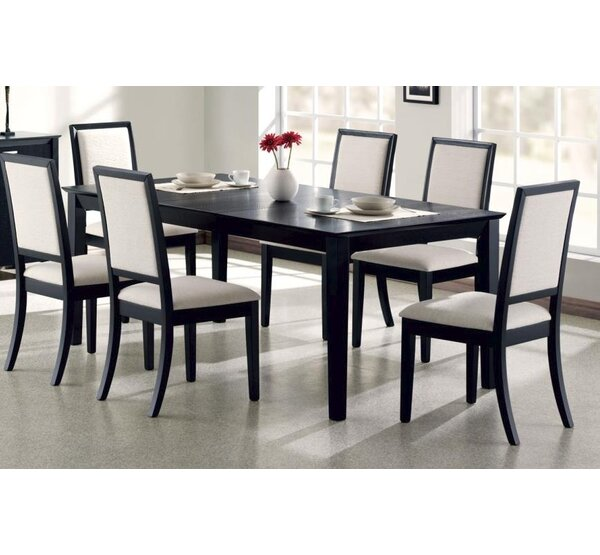Bucareli 7 Piece Dining Set by Latitude Run