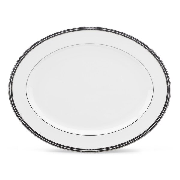 Union Street Oval Platter by kate spade new york