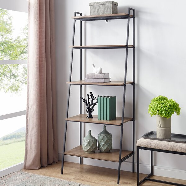 Calhoun Ladder Bookcase By Williston Forge
