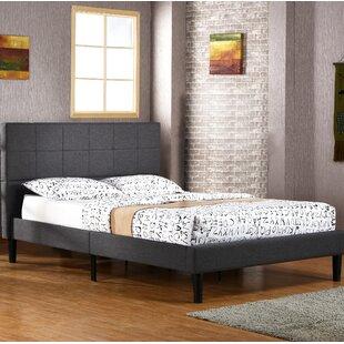 Biscoe Upholstered Platform Bed