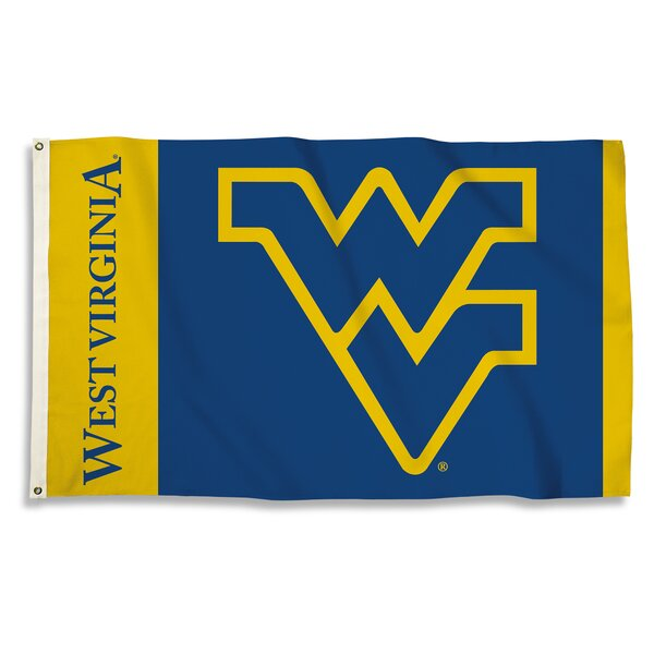 NCAA Polyester 3 x 5 ft. Flag by BSI Products
