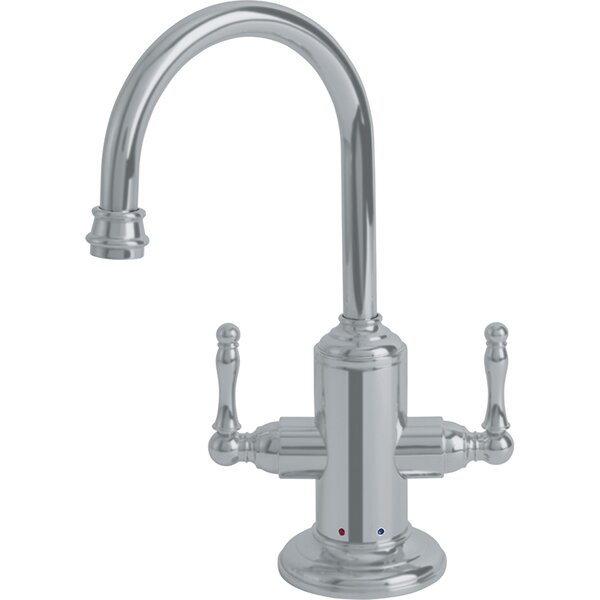 Farmhouse Double Handle Kitchen Faucet by Franke