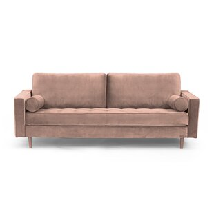Pink Sofas Youu0027ll Love | Wayfair