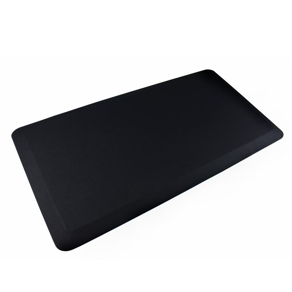 Anti-Fatigue Hard Floor Beveled Edge Chair Mat by Floortex