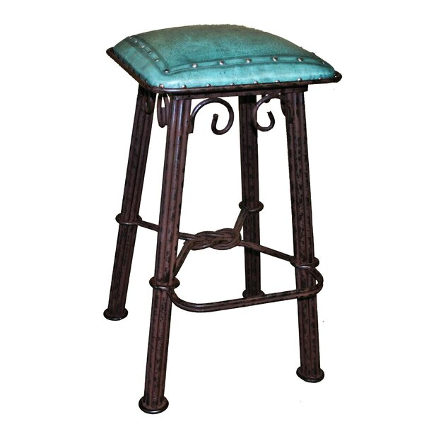 Chaucer Cottage 30 Bar Stool by Fleur De Lis Living