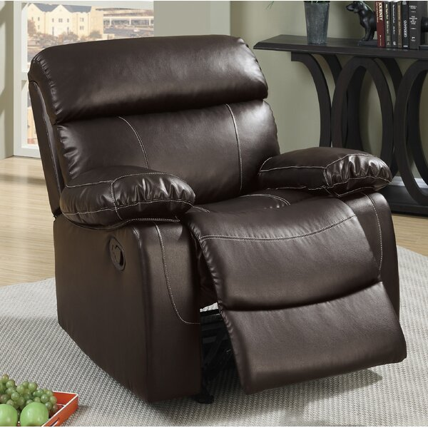 Hinman Rocker Recliner by Red Barrel Studio