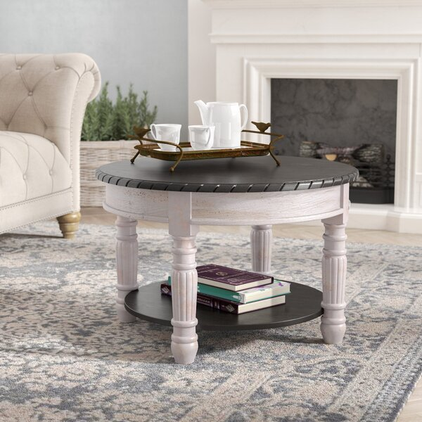 Kirkland Coffee Table by Ophelia & Co.