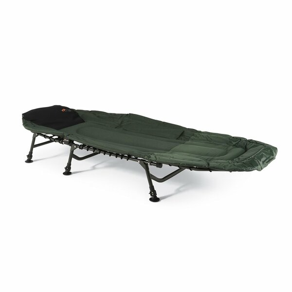 6 Leg Camping Single Bed Cot by Cosmopolitan Furniture