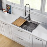 Find the Perfect Drop-In Kitchen Sinks | Wayfair