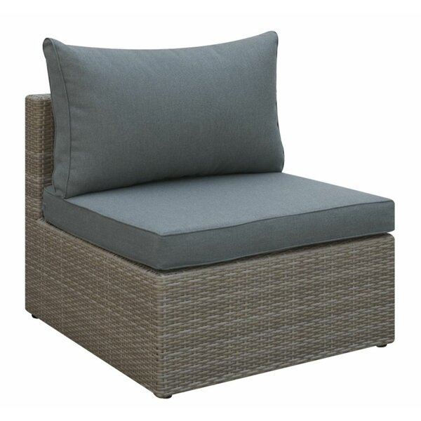 Sodhi Patio Chair with Cushions by Brayden Studio