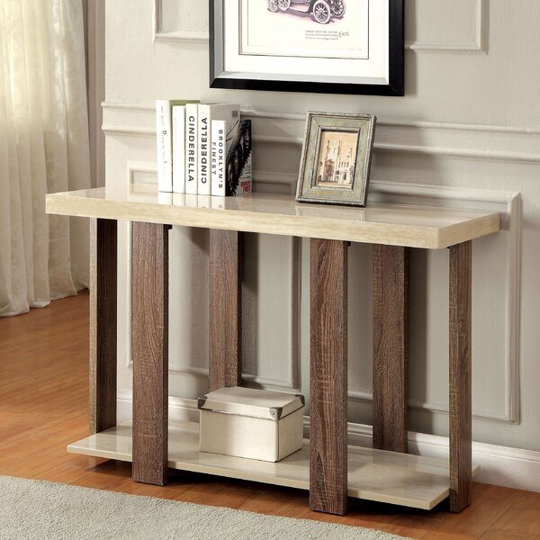 Arnulfo Console Table By Hokku Designs.