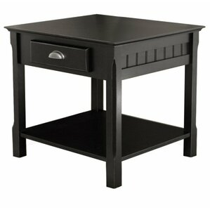 Timber 1 Drawer End Table ..