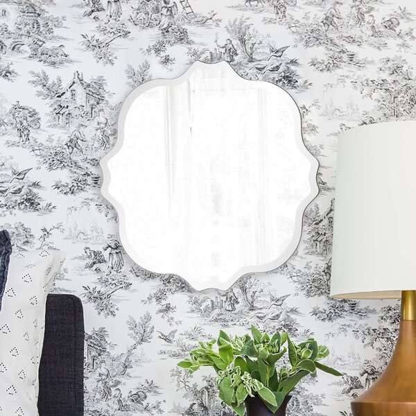 Appeal Accent Mirror By Birch Lane Kids.