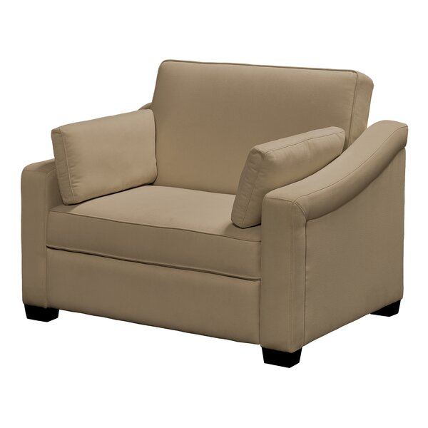 Portland Twin Dream Armchair by Serta Futons