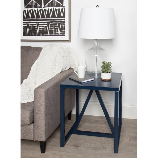 Dunstan End Table by Gracie Oaks