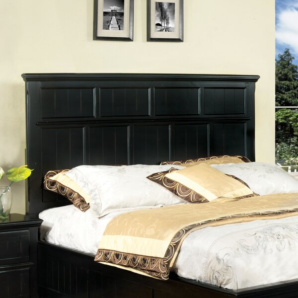 Panel Headboard by Hokku Designs