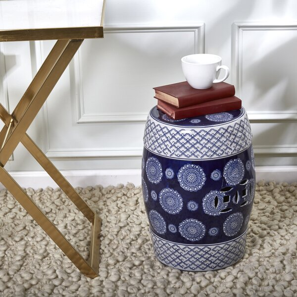 Ellettsville Garden Stool by Darby Home Co Darby Home Co