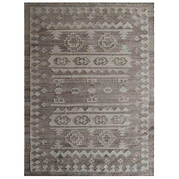 Torbert Handmade Kilim Gray/Beige Indoor/Outdoor Use Area Rug by Union Rustic