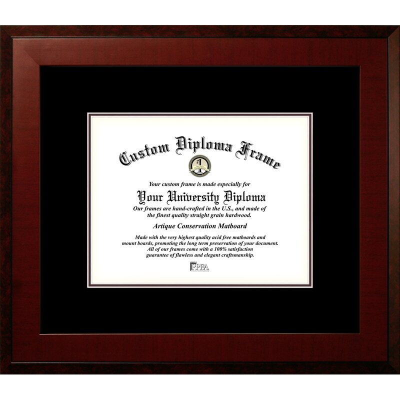 Campus Images Honors Mats Picture Frame Wayfair