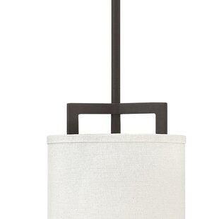 Hampton bay mini pendant wayfair hampton 1 light mini pendant aloadofball Gallery