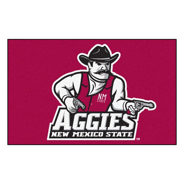 Collegiate NCAA New Mexico State University Doormat by FANMATS