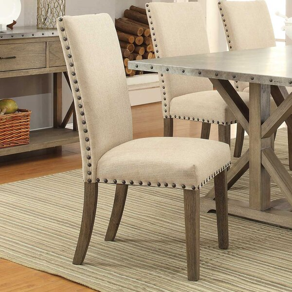 Mirmande Parsons Chair (Set of 2) by Lark Manor
