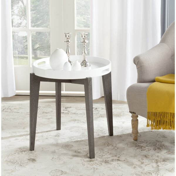 Ben End Table by Safavieh
