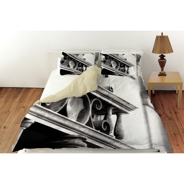 Urban Detail Scroll Duvet Cover Collection